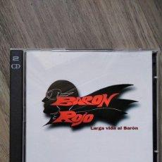 CDs de Música: BARON ROJO LARGA VIDA AL BARON. 2 CD´S. Lote 289599553