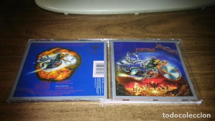 JUDAS PRIEST - PAINKILLER /REMASTERED CON BONUS TRACKS) (Música - CD's Heavy Metal)