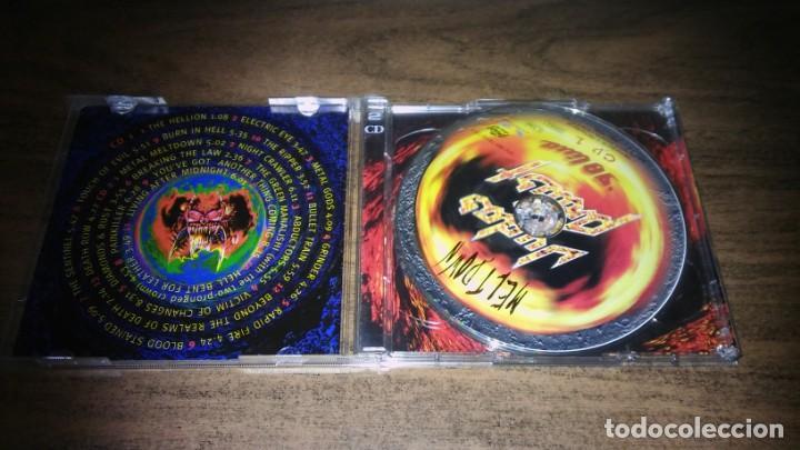 CDs de Música: JUDAS PRIEST - 98 LIVE MELTDOWN (2CD EN DIRECTO) - Foto 2 - 289604038