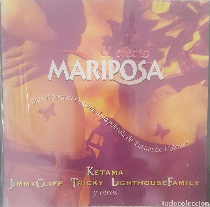 EL EFECTO MARIPOSA BSO (Música - CD's Bandas Sonoras)