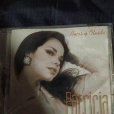 CDs de Música: PATRICIA SANTOS AMOR Y OLVIDO CD NUEVO. Lote 289627443