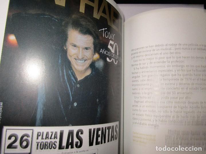 CDs de Música: CD LIBRO TODO RAPHAEL 50 AÑOS DESPUES ( 1 ) Duetos con Serrat , Sabina ; Victor y Ana , Bumbury , - Foto 6 - 289632123
