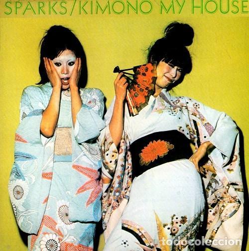 C998 - SPARKS. KIMONO MY HOUSE. CD (Música - CD's Rock)