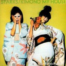 CDs de Música: C998 - SPARKS. KIMONO MY HOUSE. CD. Lote 289632183