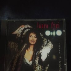 CDs de Música: LAURA FYGI – TURN OUT THE LAMPLIGHT CD. Lote 289632188