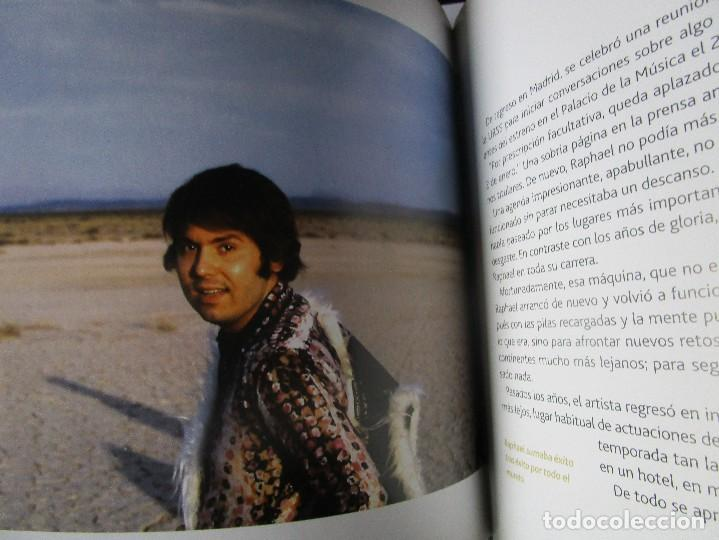 CDs de Música: CD LIBRO TODO RAPHAEL 50 AÑOS DESPUES ( 2 ) Duetos Miguel Bose, V. Fernandez , Miguel Rios , Alaska - Foto 5 - 289632398