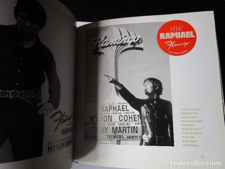 CDs de Música: CD LIBRO TODO RAPHAEL 50 AÑOS DESPUES ( 2 ) Duetos Miguel Bose, V. Fernandez , Miguel Rios , Alaska - Foto 7 - 289632398