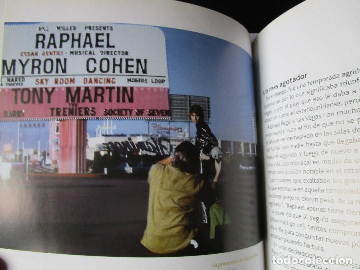 CDs de Música: CD LIBRO TODO RAPHAEL 50 AÑOS DESPUES ( 2 ) Duetos Miguel Bose, V. Fernandez , Miguel Rios , Alaska - Foto 9 - 289632398