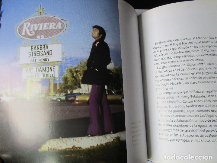 CDs de Música: CD LIBRO TODO RAPHAEL 50 AÑOS DESPUES ( 2 ) Duetos Miguel Bose, V. Fernandez , Miguel Rios , Alaska - Foto 10 - 289632398