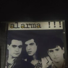 CDs de Música: ALARMA – ALARMA !!! CD NUEVO PRECINTADO 1984 MANOLO TENA. Lote 289632598