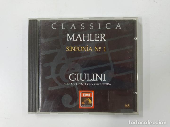 CLASSICA Nº 65. CD. TDKCD79 (Música - CD's Clásica, Ópera, Zarzuela y Marchas)