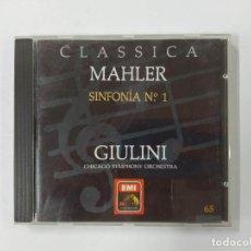 CDs de Música: CLASSICA Nº 65. CD. TDKCD79. Lote 289632763