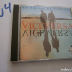 CDs de Música: ANTIGUO CD - VICEVERSA. Lote 289632878
