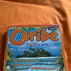 CDs de Música: CARIBE 2001 - EL VERANO YA LLEGÓ. Lote 289638978