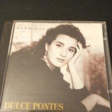 """CDs de Música: CD DULCE PONTES """" LAGRIMAS """". Lote 289639203"""