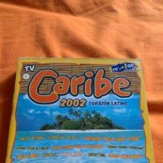 CDs de Música: CARIBE 2002 - CORAZÓN LATINO. Lote 289639903