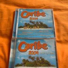 CDs de Música: CARIBE 2004 - VIVE LA VIDA. Lote 289640858