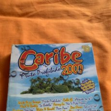 CDs de Música: CARIBE 2007 - FRUTO PROHIBIDO. Lote 289642288