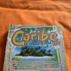 CDs de Música: CARIBE 2009 - EL VERANO ES AZUL. Lote 289642918