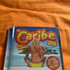 CDs de Música: CARIBE 2016. Lote 289644978