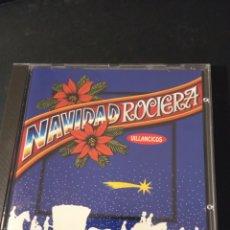 """CDs de Música: CD NAVIDAD ROCIERA """" VILLANCICOS """". Lote 289649083"""