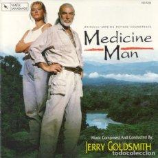 CDs de Música: MEDICINE MAN / JERRY GOLDSMITH CD BSO. Lote 289649763