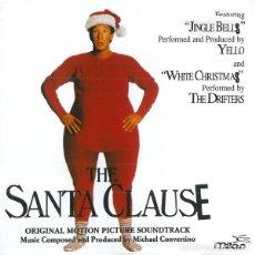 CDs de Música: SANTA CLAUSE / MICHAEL CONVERTINO CD BSO. Lote 289650893