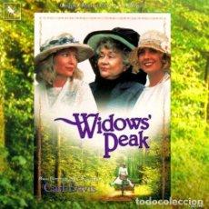 CDs de Música: WIDOWS' PEAK / CARL DAVIS CD BSO. Lote 289651013