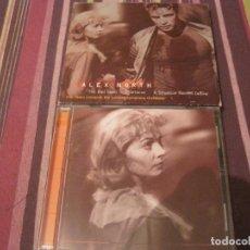 CDs de Música: CD ALEX NORTH + LIBRETO UN TRANVÍA LLAMADO DESEO MISFITS BAD SEED SPARTACO VIVA ZAPATA. Lote 289673653