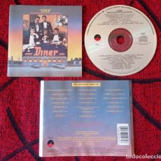 CDs de Música: DINER **BANDA SONORA** CD ORIGINAL USA JERRY LEE LEWIS EDDIE COCHRAN ELVIS PRESLEY. Lote 289678733