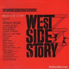CDs de Música: LEONARD BERNSTEIN - WEST SIDE STORY (THE ORIGINAL SOUND TRACK RECORDING) (CD, ALBUM). Lote 289679518