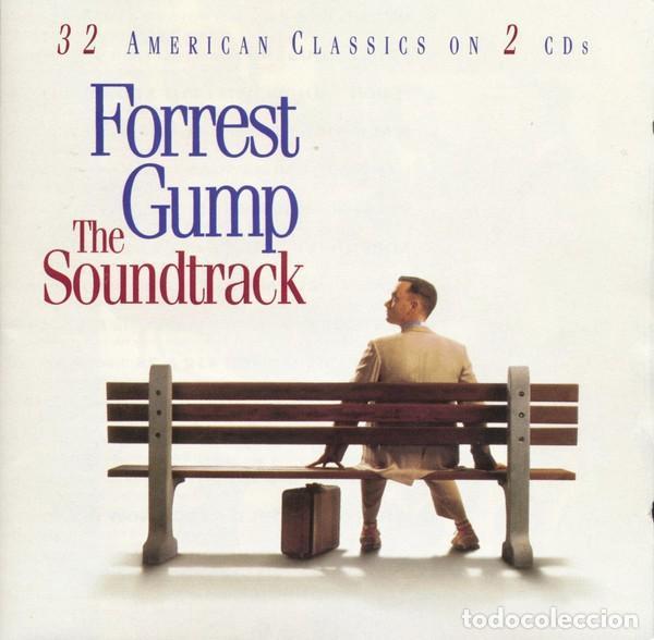 FORREST GUMP (THE SOUNDTRACK) (2XCD, ALBUM) (Música - CD's Bandas Sonoras)