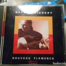 CDs de Música: OTTMAR LIEBERT NOUVEAU FLAMENCO CD 1990 CD SIN USAR. Lote 289683348