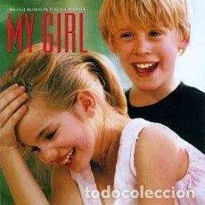 CDs de Música: CD ORIGINAL MOTION PICTURE SOUNDTRACK BSO MY GIRL PRECINTADO AQUITIENESLOQUEBUSCA ALMERIA. Lote 289683853
