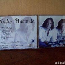 CDs de Música: RADIO MACANDE -OTROS GRANDES EXITOS - CD 10 CANCIONES COMO NUEVO. Lote 289691608