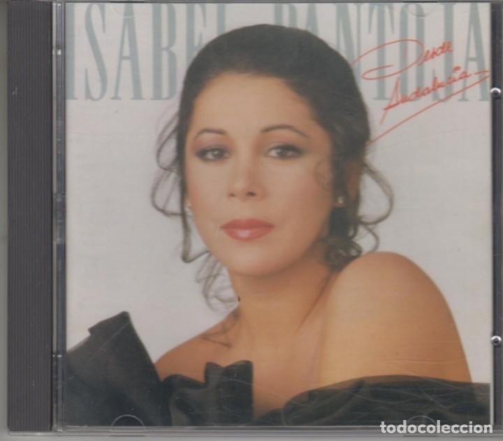 ISABEL PANTOJA CD DESDE ANDALUCÍA 1988 (Música - CD's Flamenco, Canción española y Cuplé)