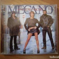 CDs de Música: CD DOBLE MECANO ANA JOSE NACHO BMG MUSIC SPAIN 1998. Lote 289717753