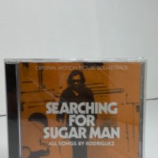 CDs de Música: SEARCHING FOT SUGAR MAN ALL SONGS BY RODRÍGUEZ CD ORIGINAL MOTION PICTURE SOUNDTRACK. Lote 289719543