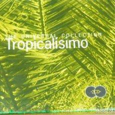 CDs de Música: TROPICALÍSMO VOL 1 Y 2 * UNIVERSAL COLLECTION * FUNDA CARTÓN * 2CD. Lote 289730498