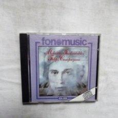 CDs de Música: CD - MELODIAS INOLVIDABLES FELIPE CAMPUZANO ( SIN PROBAR ). Lote 289731778