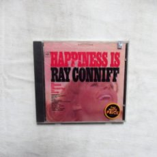 CDs de Música: CD - HAPPINESS IS RAY CONNIFF ( SIN PROBAR ). Lote 289734483
