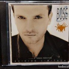 CDs de Música: MIGUEL BOSÉ / LABERINTO / EDICIÓN LIMITADA / 3 TEMAS INÉDITOS / CD-WARNER-1996 / IMPECABLE.. Lote 289736093