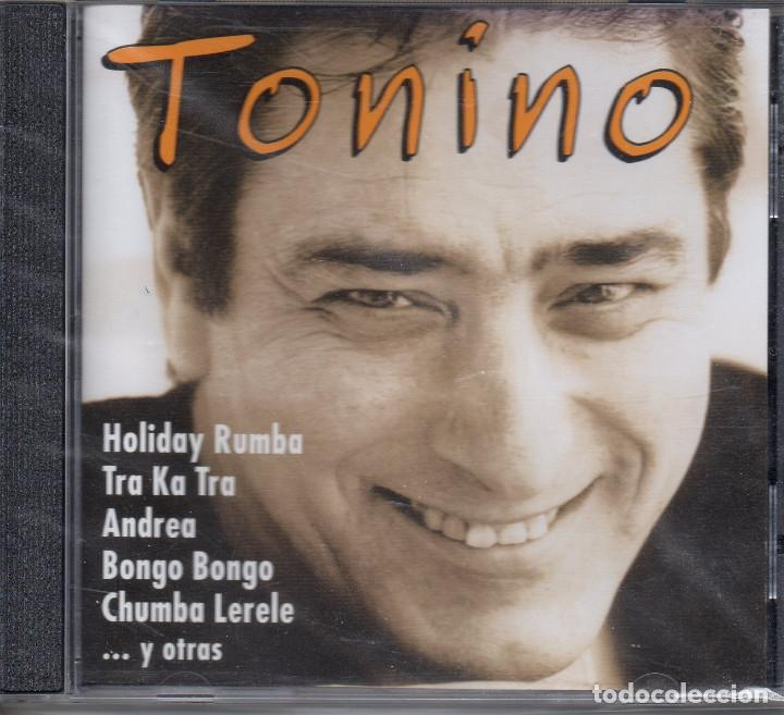 TONINO-- HOLIDAY RUMBA (Música - CD's Flamenco, Canción española y Cuplé)