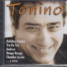 CDs de Música: TONINO-- HOLIDAY RUMBA. Lote 289756088