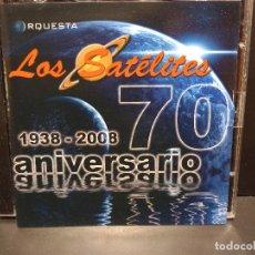 CDs de Música: CD 1938- 2008 ORQUESTA LOS SATELITES - 70 ANIVERSARIO 2009 PEPETO. Lote 289762593