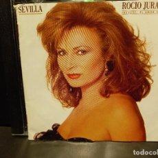 CDs de Música: ROCIO JURADO - SEVILLA (CD EPIC 1991) PEPETO. Lote 289763103