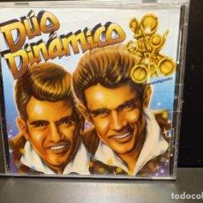 CDs de Música: CD-DÚO DINÁMICO-20 ÉXITOS DE ORO-EMI-1987 EMI PEPETO. Lote 289763428