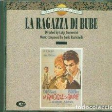 CDs de Música: LA RAGAZZA DI BUBE / CARLO RUSTICHELLI CD BSO. Lote 289770238