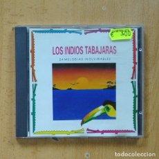 CDs de Música: LOS INDIOS TABAJARAS - 24 MELODIAS INOLVIDABLES - CD. Lote 289792278