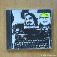 CDs de Música: TOQUINHO E VINICIUS - TOQUINHO E VINICIUS - CD. Lote 289793023